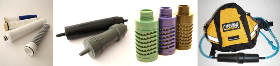 Personal Portable Water Bottles